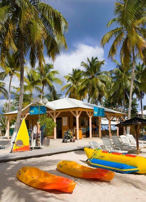 Hôtel Fleur d'Epée – 3 étoiles – Guadeloupe