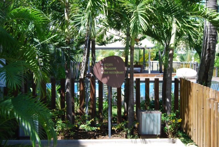 Hôtel Les Aigrettes – 2 étoiles – La Réunion