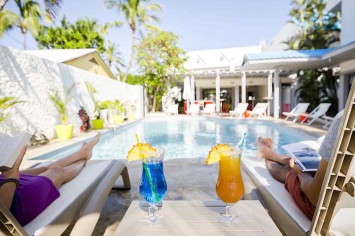 Hôtel Le Grand Bleu – 3 étoiles – La Réunion